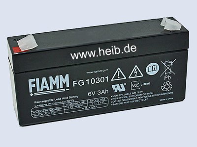 Fiamm FG10301 VdS